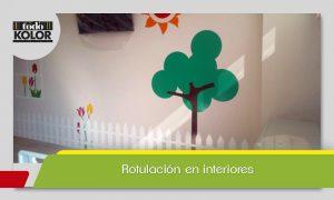 Rotulación 8