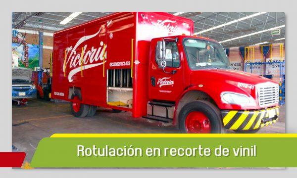 ROTULACIÓN FLOTILLAS DE CAMIONES