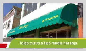 Marco Pagina toldo rica pizza