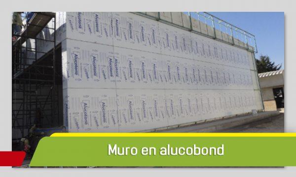 MURO EN ALUCOBOND