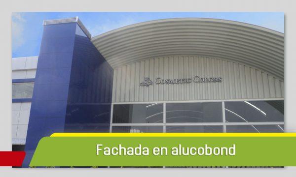 FACHADA ALUCOBOND