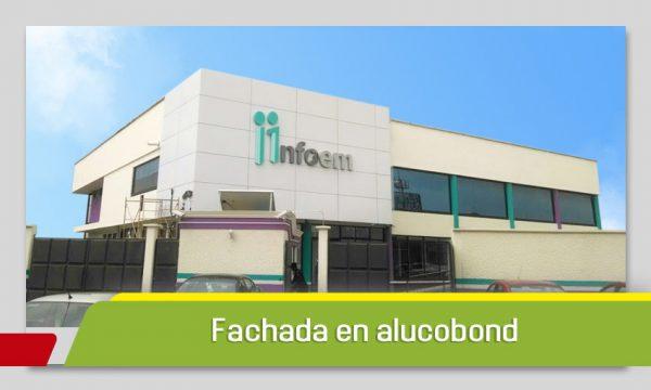 FACHADA EN ALUCOBOND